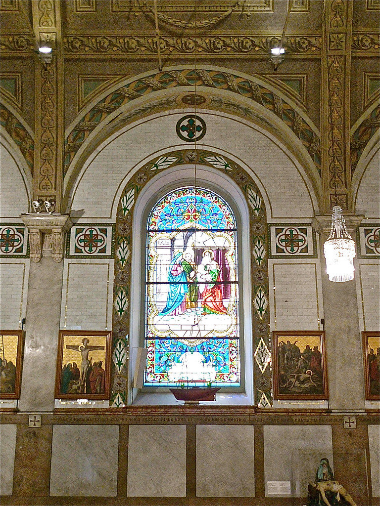Copyright Photo: Notre-Dame-de-Bon-Secours Chapel Interior 4 by Montreal Photo Daily, on Flickr