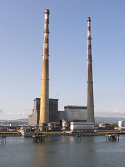 Dublin power station