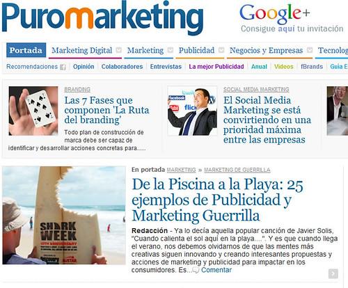 Blog  de Puro Marketing