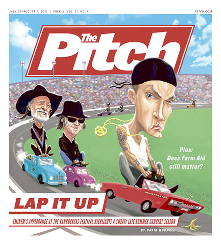 The Pitch Cover by Patrick McQuade