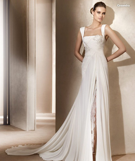 elie saab - casandra - wedding collection 2011