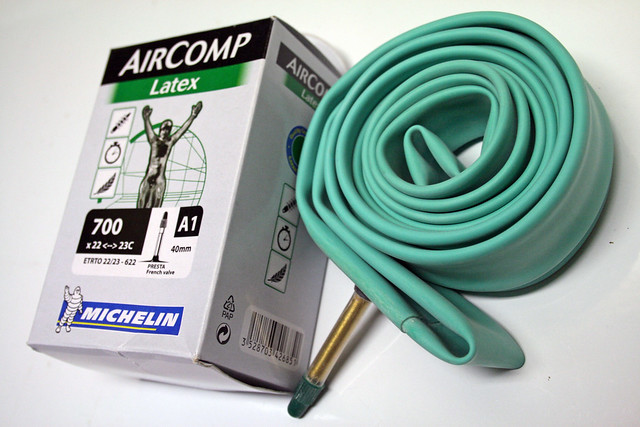 Michelin AirComp Latex Tube