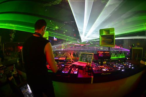 Ibiza club review: Dubfire at Carl Cox