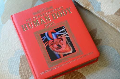 human body book 001