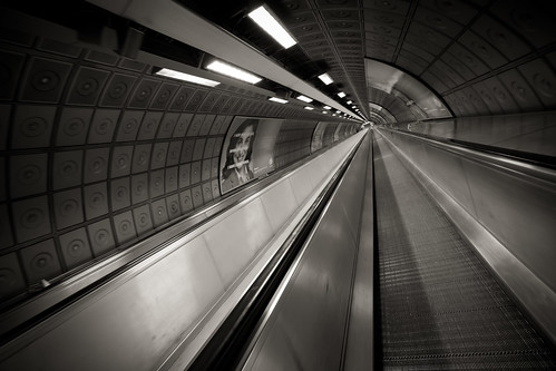 585/1000 - Down to the underground by Mark Carline