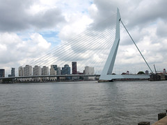 rotterdam47 (Annie Postma) Tags: rotterdam stad erasmusbrug juli2011
