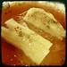 Jurel macerado en vinagre de arroz