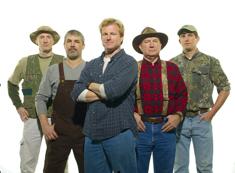 "Cast of ""Rocket City Rednecks"""