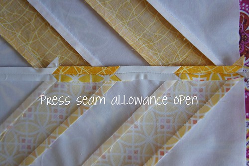 press seam allowance open
