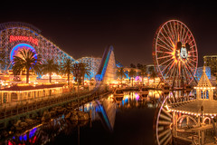 Disneyland Paradise Pier (cstout21) Tags: anaheim ca california californiaadventure californiascreamin canon60d chris colorful disney disneyscaliforniaadventure disneyland disneylandresort dock ferriswheel hdr highdynamicrange landscape lights mickeymouse mickeysfunwheel midwaymania ngoc night northamera orangecounty paradisepier stout travel us usa unitedstates view walt waltdisney happy landmark park pretty reflection rock rollercoaster scream stoutandstout trees vacation water westcoast delete delete2 delete3 delete4 save1 delete5 delete6 save2 save3 save4 delete7 delete8 save5 delete9 delete10 delete11foraddie deletedbythehotbox