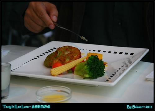 芥末子魚排