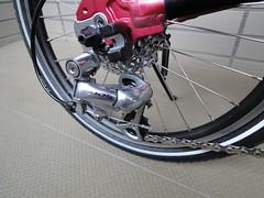 ORi Bike M10 来た