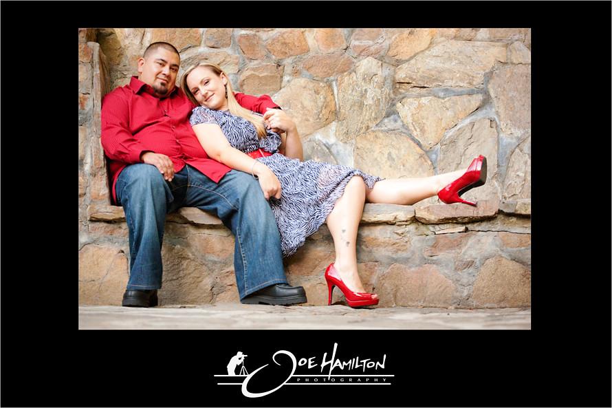 Rosanna & Adrian Enegagement Photo Shoot