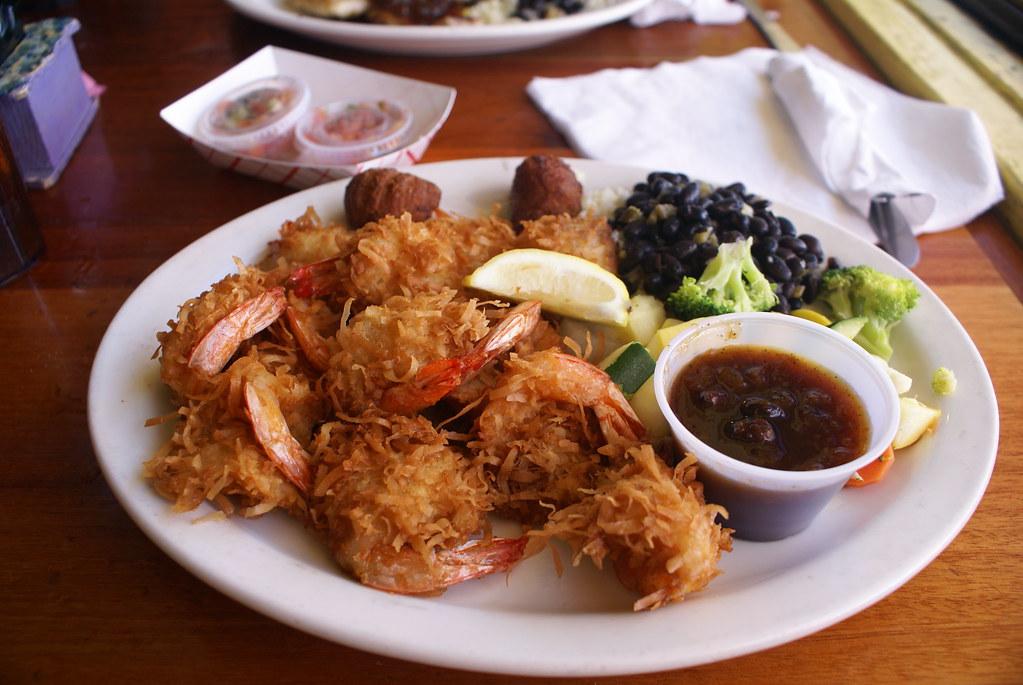 Pompano Joe's Seafood House in Destin, Florida