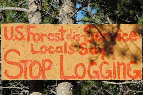 Stop Logging