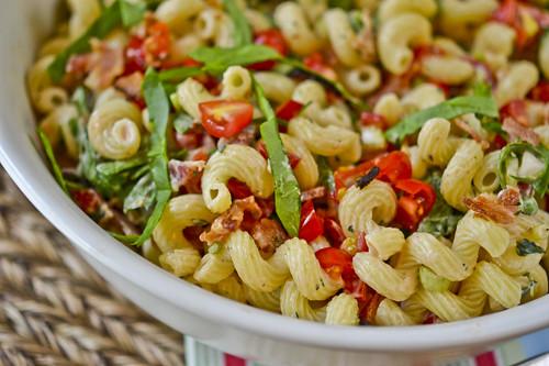 BLT Pasta Salad 6