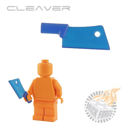 Cleaver - Trans Dark Blue