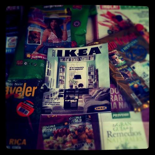 El nuevo catálogo de Ikea!!?? by rutroncal