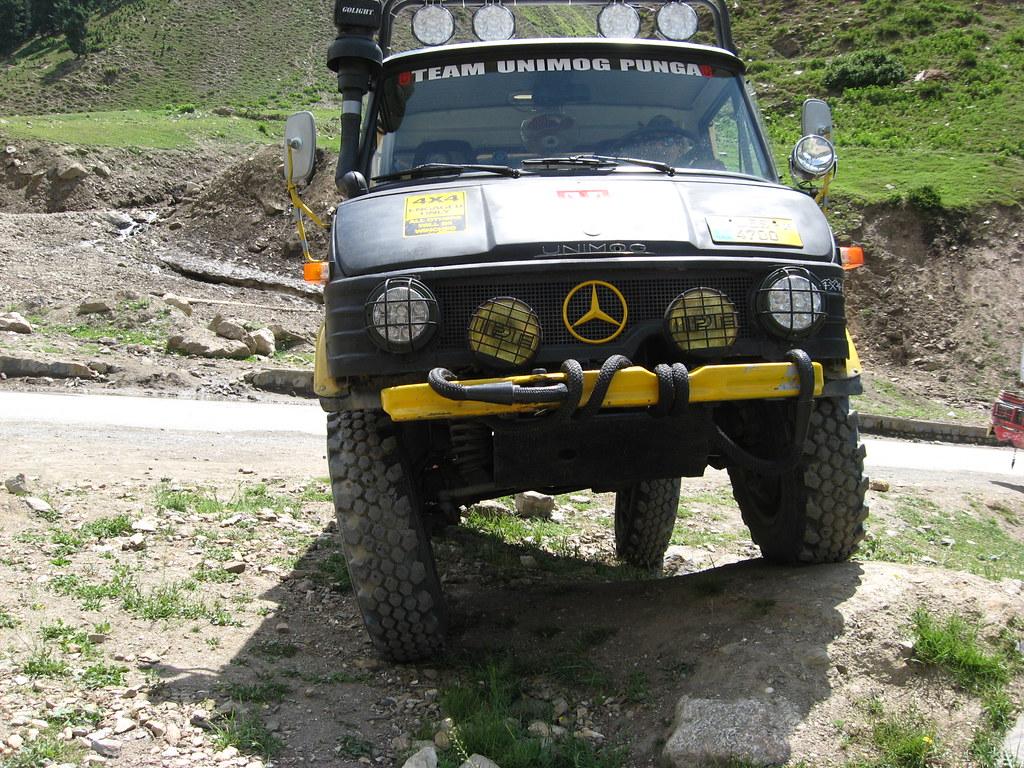 Team Unimog Punga 2011: Solitude at Altitude - 6005709773 227136d62f b