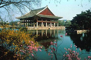 景福宮(ソウル人気観光地)