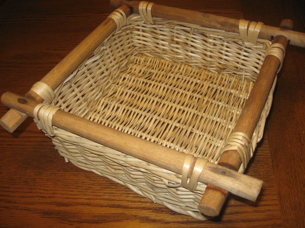 A Basket for Holding My Weights