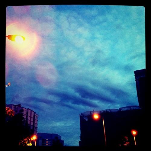 Early Morning Sky by maantaj