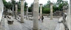 katzrin synagoge (davidgrushko) Tags: ancient synagogue golan   katzrin