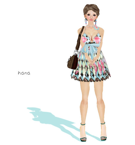 aDiva couture Valerie subscriber gift (wear me!)