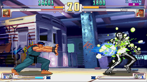PSN PLAY: Street Fighter III