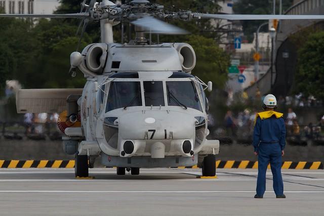 海上自衛隊 SH60K