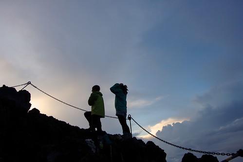 2011富士登山1日目