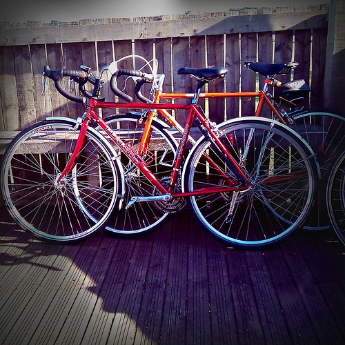 Retrocam does bikes