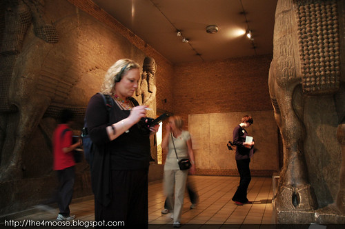 British Museum - Assyria Gallery (Room 10a)