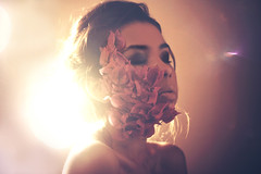 i grow flowers series . (Monica C. Salomon) Tags: pink flowers light art face painting skinny photography monica bones romantic concept conceptual intimate lightness silouhette bugambilias sihlouette artisticphotography pinkflowers conceptualphotography photoshootideas tumblr imtimacy monicacsalomon igrowflowers