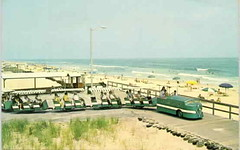 Boardwalk Train Green (kschwarz20) Tags: history train md tram maryland books boardwalk oceancity kts ocmd
