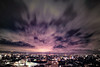 The premonition (y2-hiro) Tags: city light sky reflection night clouds nikon exposure 2470mm d3s