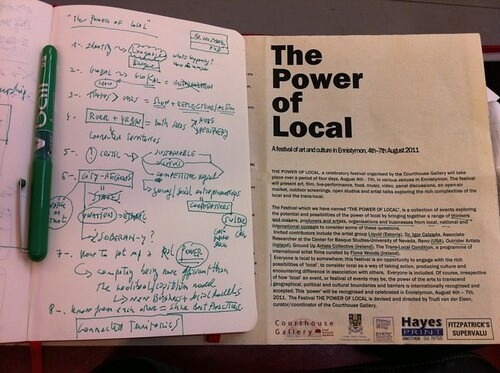the power of local
