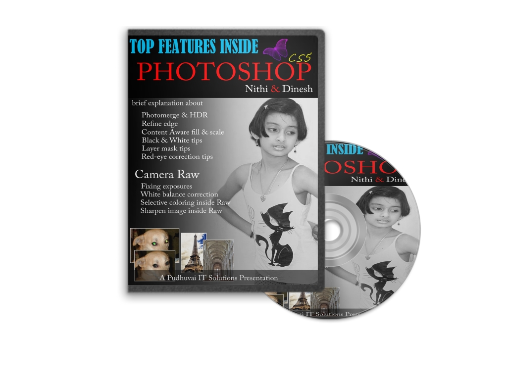 My Photoshop CS5 Guide