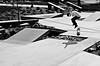 Kick flip (cdgpix) Tags: plaza fun concrete jump jumping nikon quebec gap flip québec skate skateboard qc sk8 skateboarder beton roche kickflip béton jeux jouer skateplaza concreteskatepark d7000