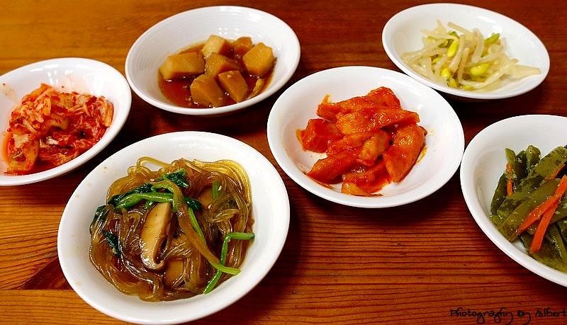 大溪.韓膳:小菜