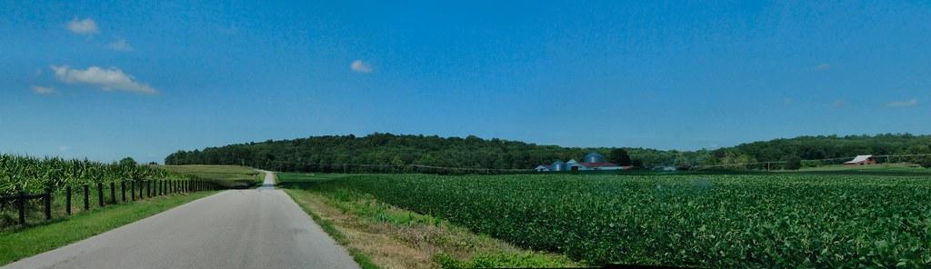 Southern Indiana Farmland