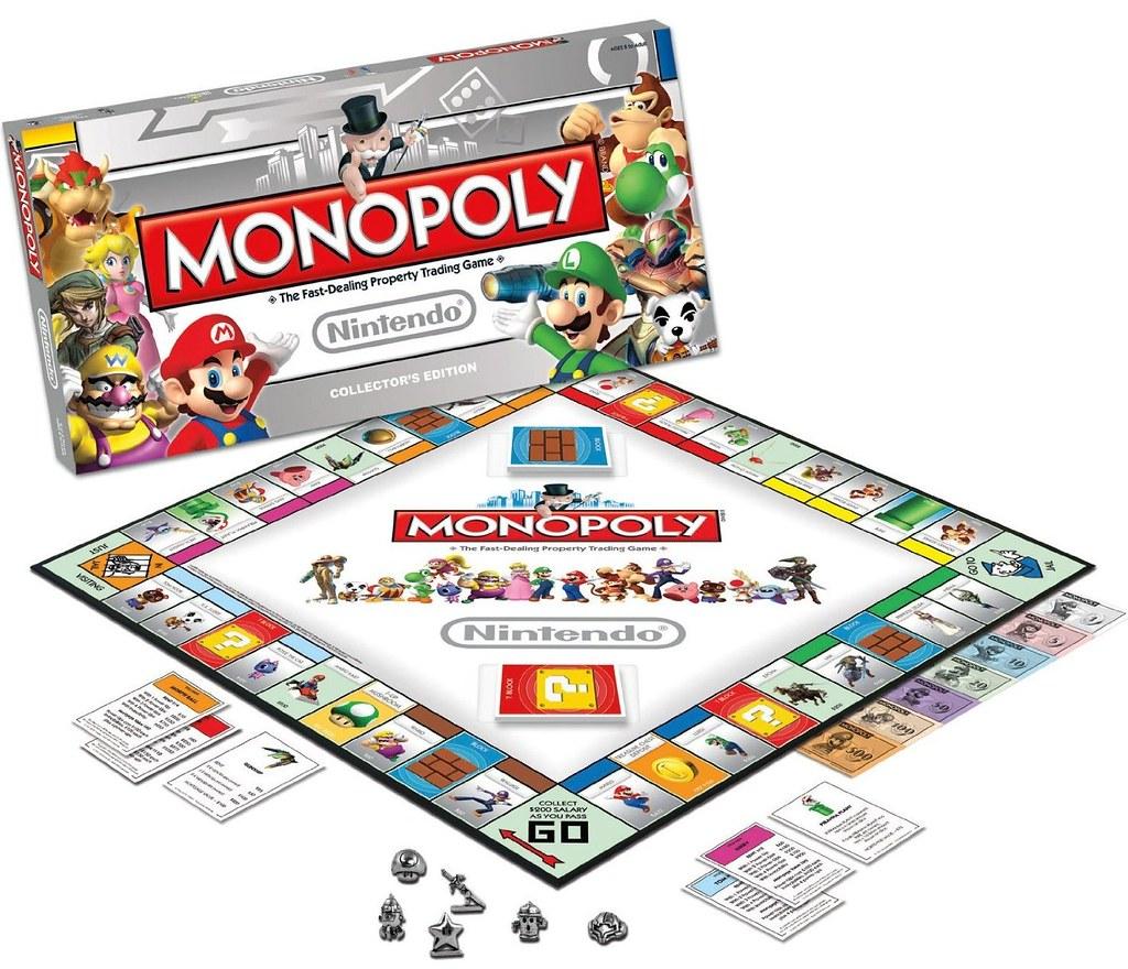 monopoly versión nintendo