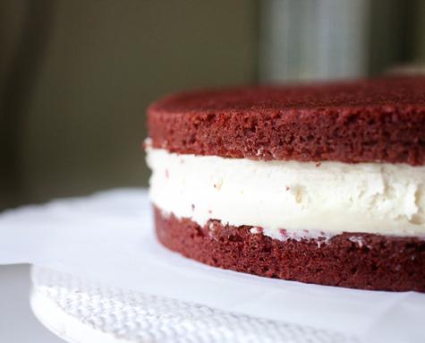 Red Velvet Cheesecake 17 And Baking