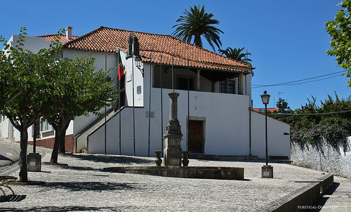 City Hall of Redinha