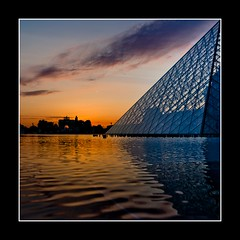 Paris, La Pyramide du Louvre (Zed The Dragon) Tags: city morning bridge light sunset sky paris france building skyline architecture skyscraper photoshop reflections french landscape geotagged effects photography photo europe flickr cityscape view minolta photos sony capital best musee full fave most frame faves 100 fullframe alpha pyramide reflets postproduction hdr highdynamicrange sal lelouvre zed francais lightroom historique effets storia wow1 wow2 wow4 parisien favoris photomatix 24x36 poselongue 0sec 100faves a850 sonyalpha hpexif 100comment dslra850 alpha850 zedthedragon 100coms flickrstruereflection1 flickrstruereflection7 flickrstruereflectionexcellence aboveandbeyondlevel3