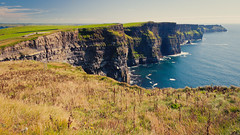 Cliffs of Moher, I