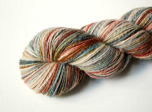 FCK london fog handspun by Hard Days Knit