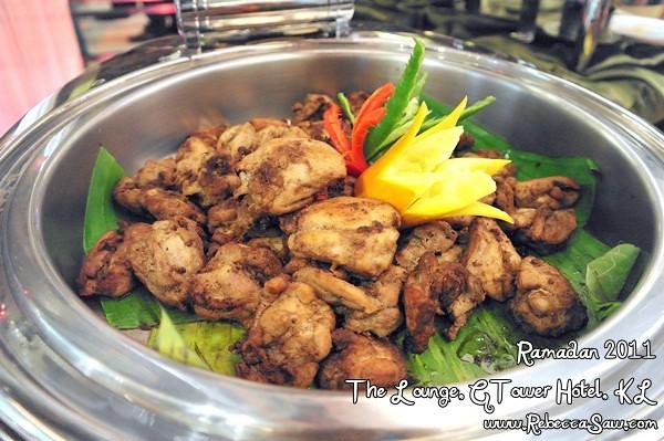 Ramadan buffet - GTower Hotel KL-41