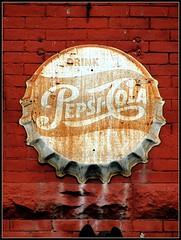 Drink Pepsi-Cola (e r j k . a m e r j k a) Tags: signs vintage pittsburgh pennsylvania cap pepsicola allegheny troyhill upperohiovalley erjkprunczyk
