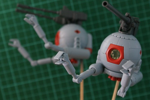 HGUC - Mobile Suit Gundam - RB-79 BALL - 3 by AntSizedMan